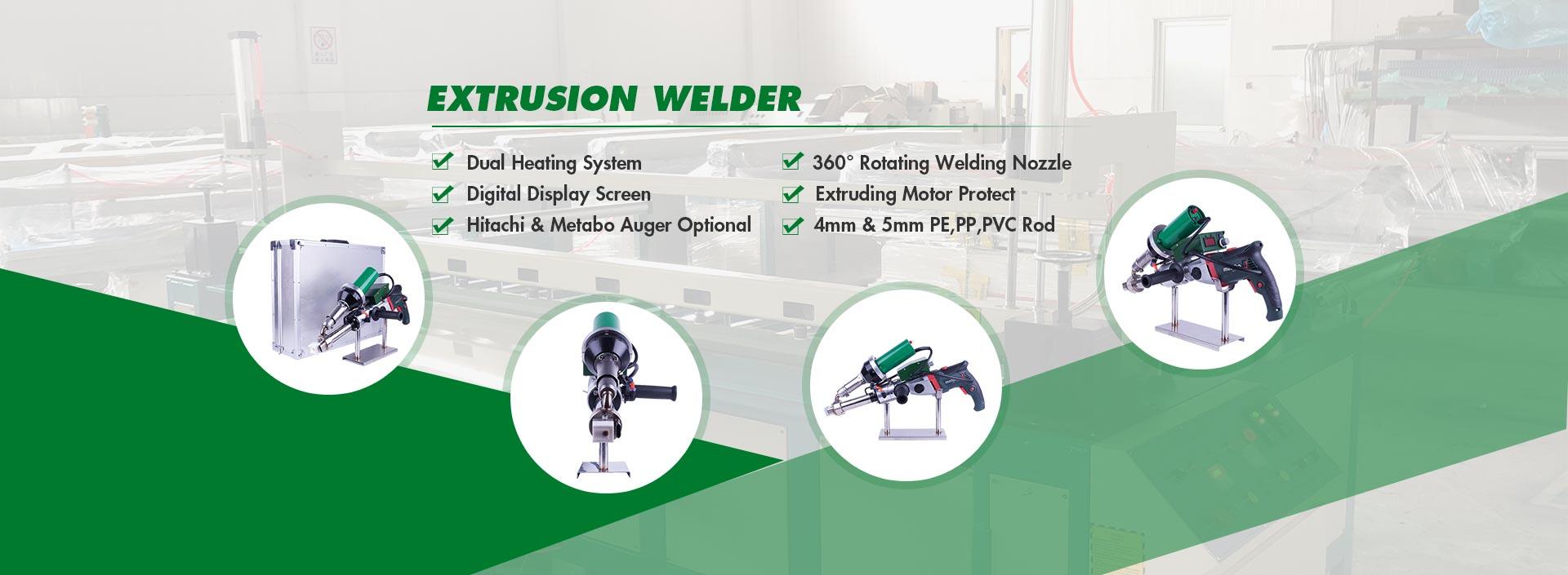 Extrusion Welder