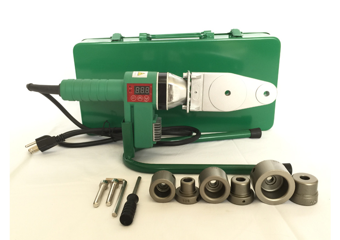 Ppr pipe socket fusion welding machine