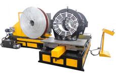 Send SKC-1200/710MA Fitting Welding Machine to Argentina