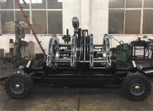 New Style CNC PE butt fusion welding Equipment
