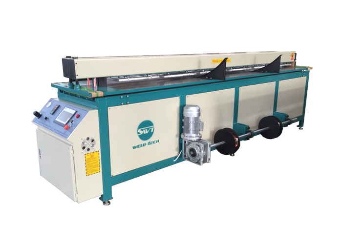 SWT-PH2000 Sheet Butt Fusion Machine CNC