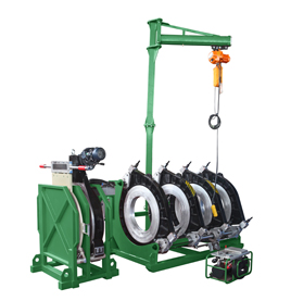 PE Pipe Butt Fusion Welding Machine