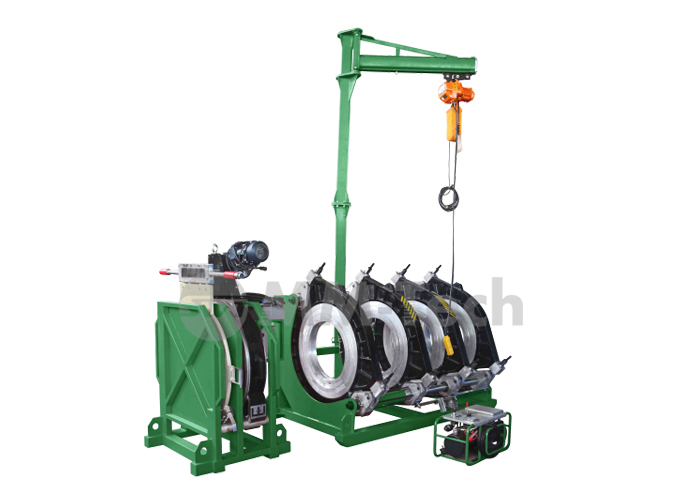 SWT-B1200/800HC Welding Equipment For Polyethylene Pipes