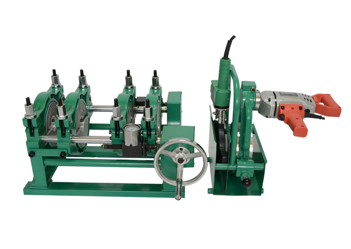 SWT-B200/90M Manual PE Pipe Welding Machine