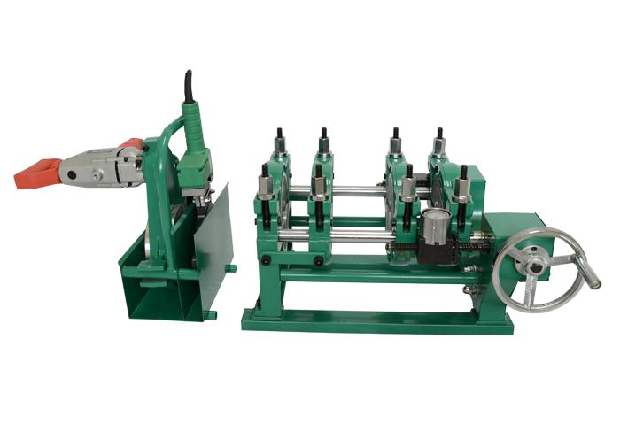 SWT-B160/50MS Manual PE Butt Fusion Welding Machine